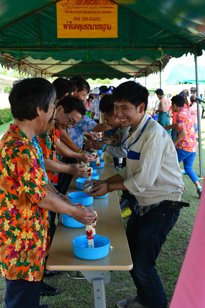 SONGKRAN DAY 2015